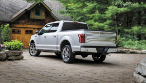 We're binging on gas-guzzlers. Sales of the F-Series pickup are up nearly 26 per cent this year, notes DesRosiers Automotive Consultants. The F-series is the most popular vehicle in Canada.