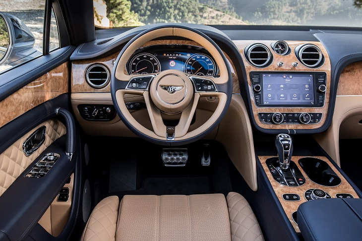 Bentley Bentayga Trump Like Excess In An Suv Catocarguy Com
