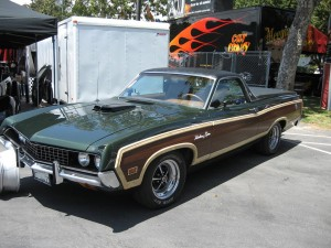 1970 Ford Ranchero Squire