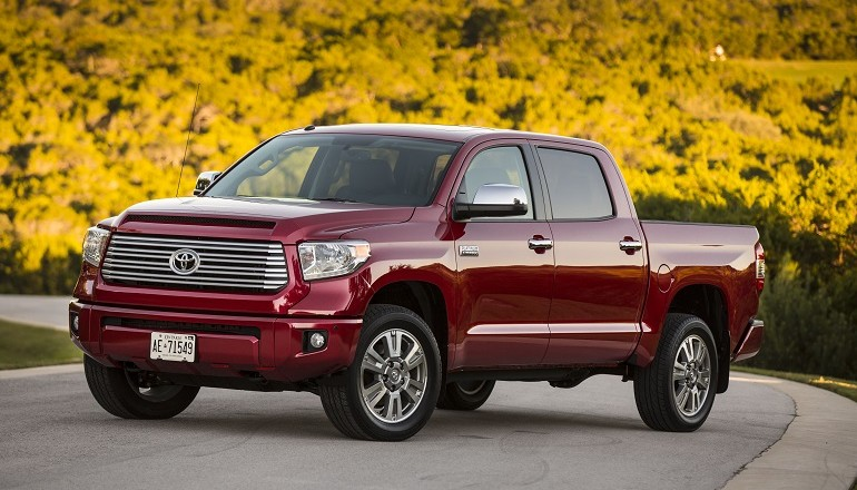 2016 toyota tundra begs one question: why do toyota, nissan and