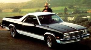Chevrolet El Camino.