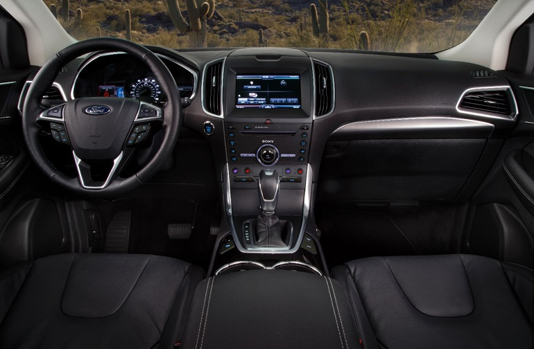 Battle of the ford suvs edge versus explorer catocarguy the edge cabin fandeluxe Choice Image