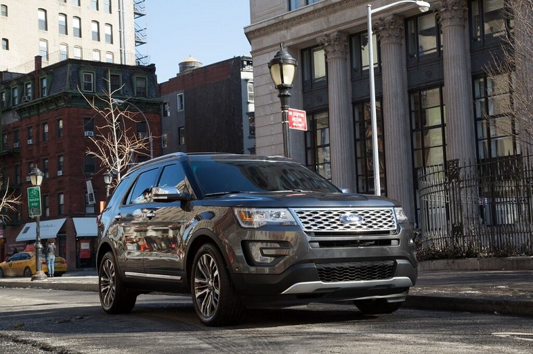 The Ford Explorer Has Been Updated For