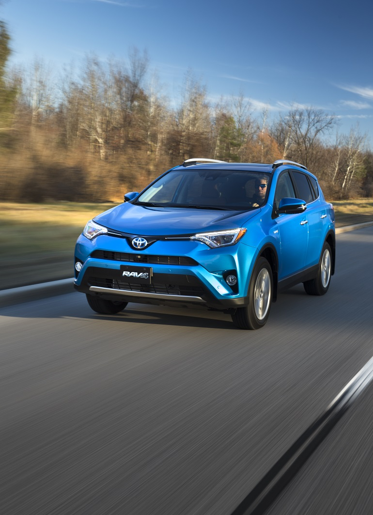 2016 rav4 hybrid tops among compact suvs. Black Bedroom Furniture Sets. Home Design Ideas
