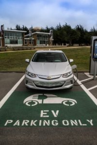 The Chevy Volt was among the very first mass-produced plug-in hybrids in the world.