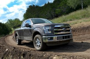 Ford's largely aluminum F-150 is the only full-size pickup with a IIHS Top Safety Pick.