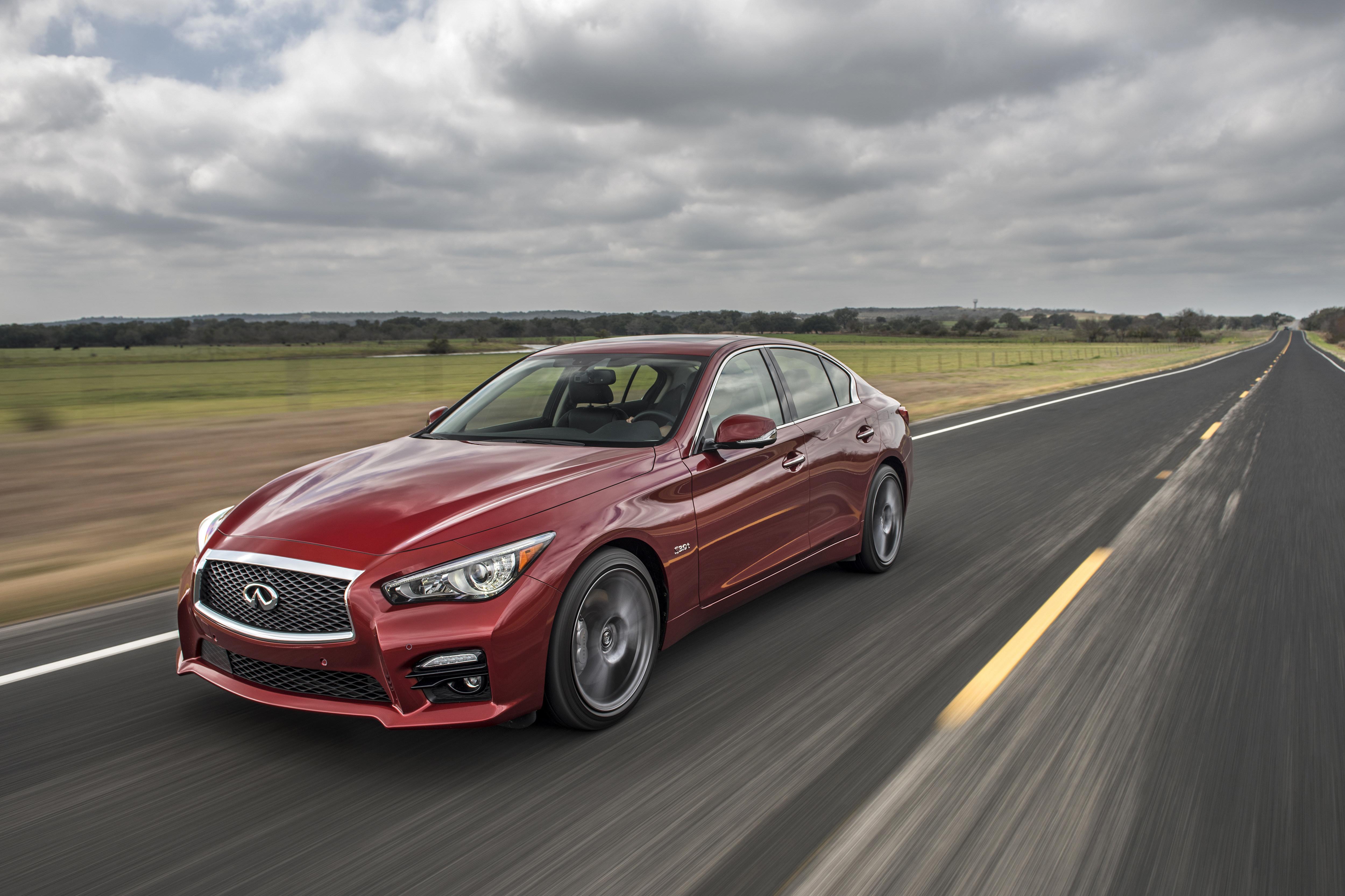 vid infiniti infinity car review video automobile