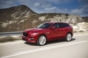 Jaguar sales were up 272.8 per cent. The new F-Pace Jaguar crossover led the way, accounting for 57 per cent of all Jag sales in November.