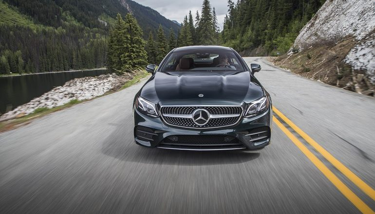 2018 Mercedes E Class Coupe Review The Eyes And Ears Have It